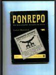 Ponrepo - od kouzelného divadla ke kinu - dedikace autora - náhled