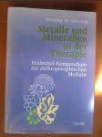 Metalle und Mineralien in der Therapie - náhľad