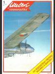 Letectví + kozmonautika ročník 1987 / 1-26 - náhled