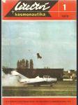 Letectví + kozmonautika ročník 1978 / 1-26 - náhled