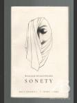 Sonety (s litografií L. Jiřincové) - náhled