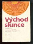 Východ slunce (Třicet let nakladatelství Albatros a Mladé letá)  - náhled
