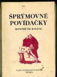 Šprýmovné povídačky, kteréžto v opatstvech tourrainských nashromáždil a na světlo vydal pan de Balzac k obveselení pantagruelistův a žádných jiných (2. díl) - náhled