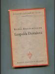 Leopolda Dostálová - náhled