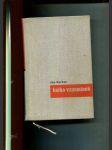 Kniha vzpomínek - náhled
