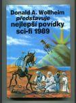 Nejlepší povídky sci-fi 1989 - náhled
