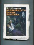 Dobrodružství Davida Balfoura - náhled
