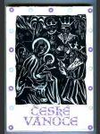 České Vánoce (umění, poesie, tradice) - náhled