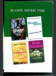 Nejlepší světové čtení (James: Opravdu mrtev? / Salisburyovy: Kruté míle / Hannahová: Cesty naděje / Twining: Dvouhlavý orel) - náhled
