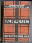 Průvodce po Československé republice, II. část: Země slovenská a podkarpatskoruská - náhled