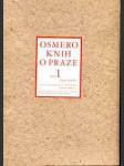 Osmero knih o Praze (7 sv.) - náhled