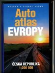 Auto atlas Evropy - náhled