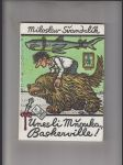 Unesli Mňouka, Baskerville - náhled