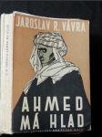 Ahmed má hlad : saharské epos - náhled
