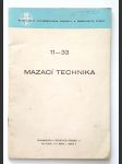 Mazací technika 11-33 - náhled