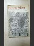 Der rote Sabbat oder Ein Junge aus dem alten Prag - náhled