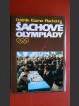 Šachové olympiády - náhled