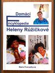 Rodinná encyklopedie Heleny Růžičkové - náhled