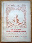 Mistr Jan Hus ve výtvarném umění - náhled