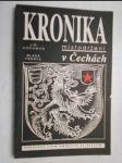 Kronika místodržení v Čechách - náhled