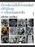 Československé dějiny v obrazech - náhled