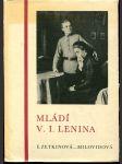 Mládí V.I. Lenina. - náhled