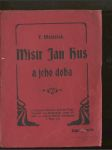 Mistr Jan Hus a jeho doba - náhled