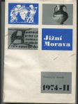 Jižní Morava - vlastivědný sborník 1974 - II. - náhled