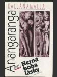 Anangaranga, aneb, Herna boha lásky - náhled