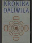 Kronika tak řečeného Dalimila - náhled
