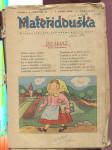 Mateřídouška, ročník vi (1949) 1 - 20 - náhled