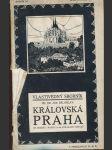 Vlastivědný sborník Královská Praha Ročník III, sešit 3- -5. - náhled