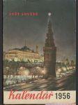 Kalendář Světa sovětů 1956 - náhled