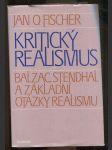 Kritický realismus - Balzac, Stendhal a základní otázky realismu - náhled