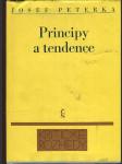 Principy a tendence - náhled