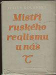 Mistři ruského realismu u nás - náhled