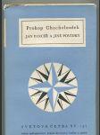 Jan Pancéř a jiné povídky - náhled