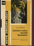 Společnost a kultura starověké Mezopotámie - náhled
