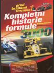 Před branami formule 1 : kompletní historie formule 3000 - náhled