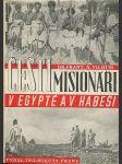 Čeští misionáři v Egyptě a v Habeši - náhled