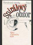 Spirálový obzor - Výbor z fantastiky NDR - náhled