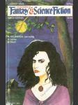 The Magazine of Fantasy & Science Fiction - Czech Edition - náhľad