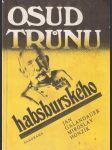 Osud trůnu habsburského - náhľad