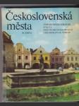 Československá města - náhled