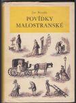 Povídky malostranské - mimočítanková četba pro školy všeobecně vzdělávací, pedagogické a odborné - náhled