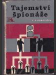 Tajemství špionáže - náhled