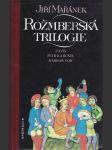 Rožmberská trilogie - Záviš. Petr Kajícník. Barbar Vok - náhled