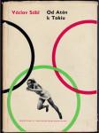 Od Atén k Tokiu - příběhy z olympijských her - náhled