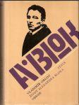 Fénix - život Alexandra Bloka - náhled