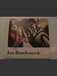 Jan Rambousek - Obr. monografie - náhled